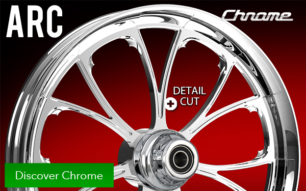 Arc Chrome Wheels