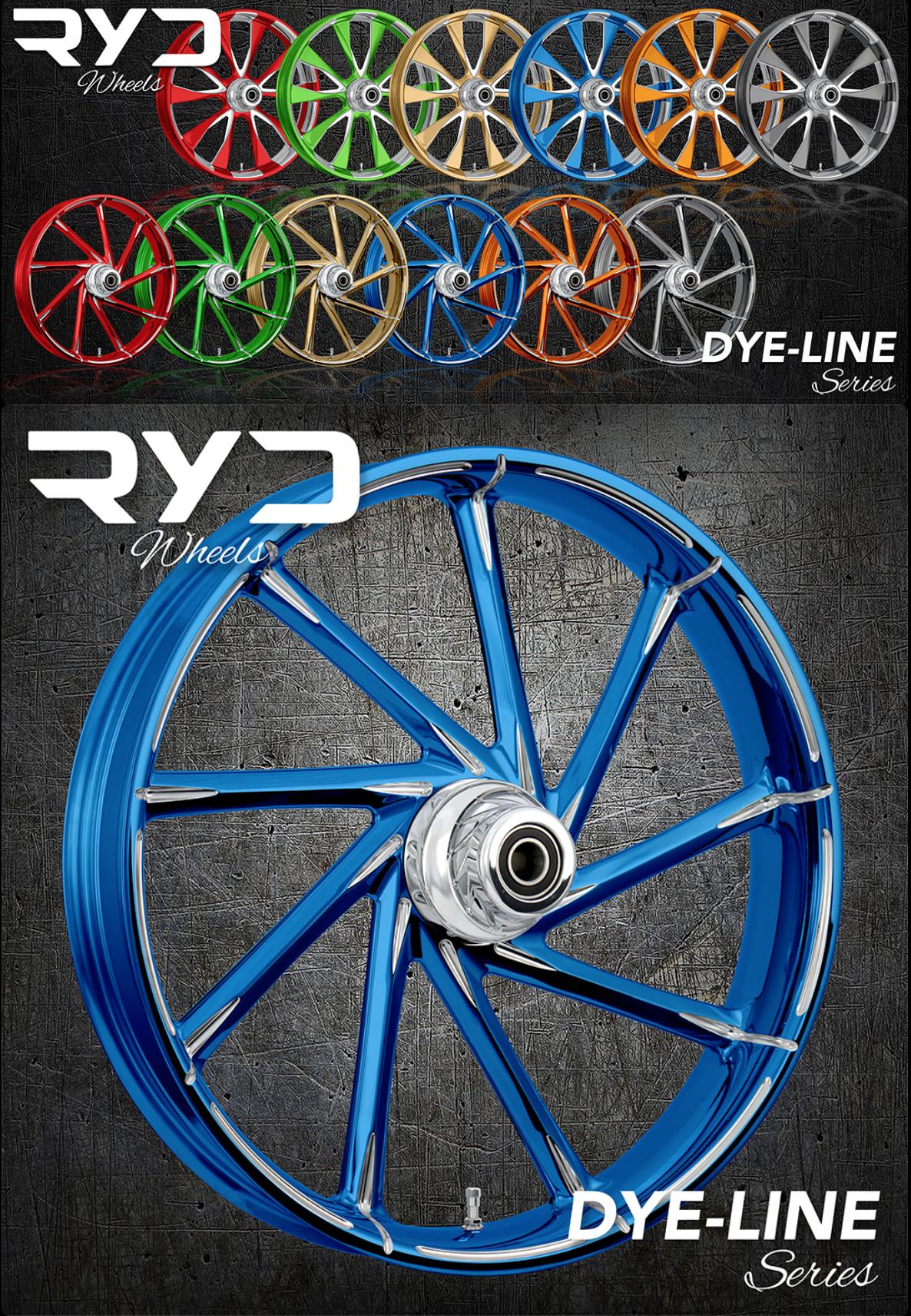 Dyeline Wheels