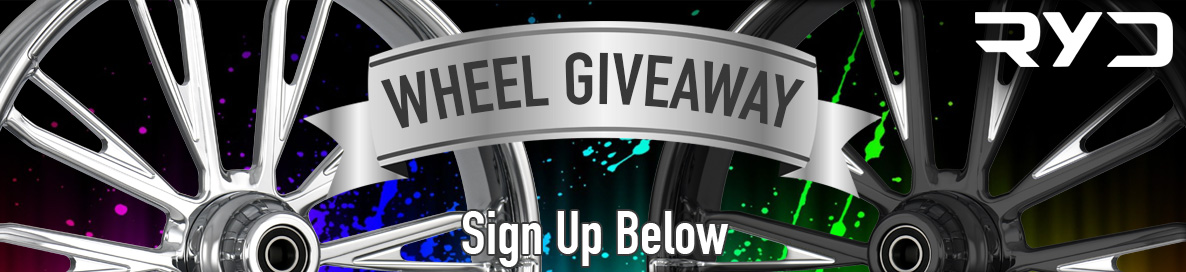 Wheel Giveaway Sign Up