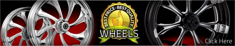 Harley Bagger Wheel Packages